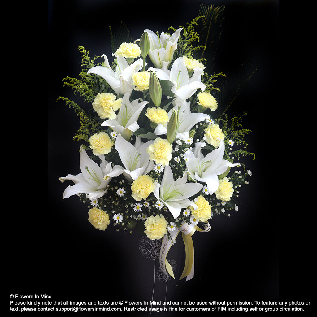 Funeral wreath flower delivery singapore flowers in mind funeral wreath flower delivery singapore flowers in mind izmirmasajfo
