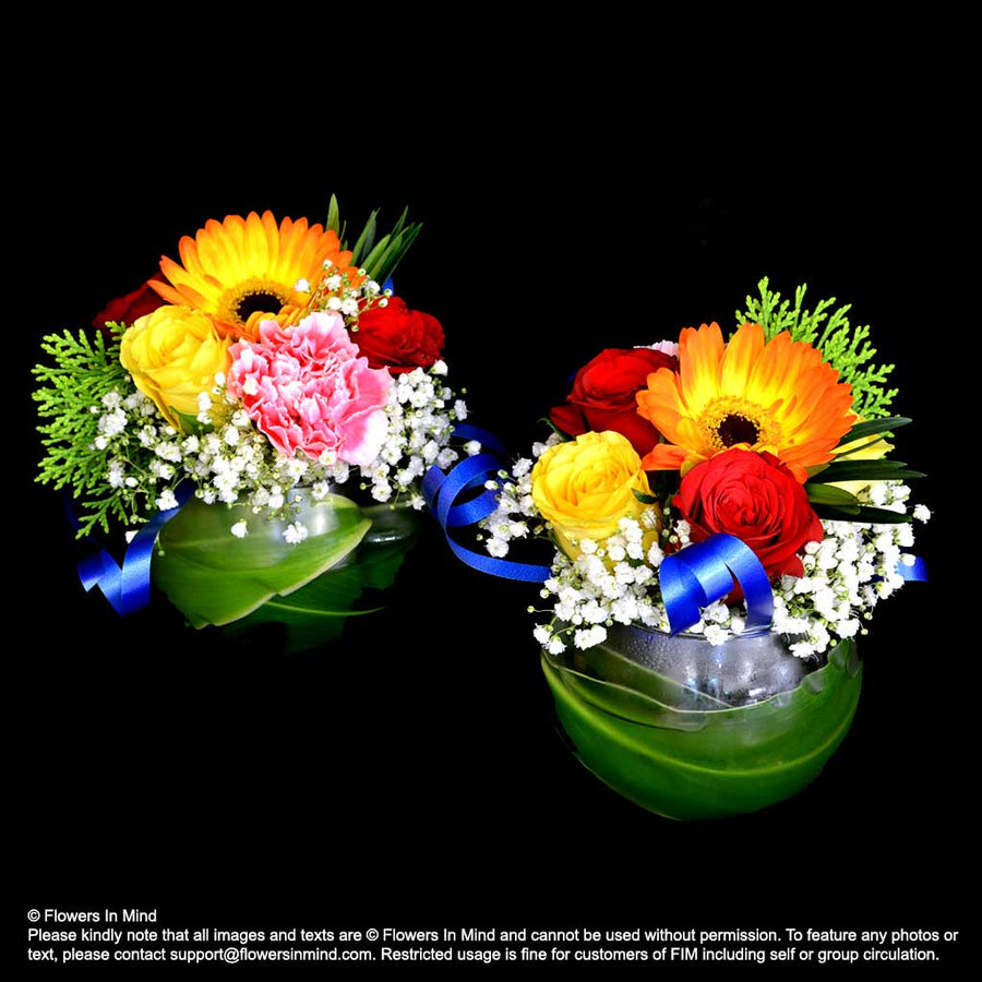 Contract Flowers (12 months or 52 weeks subscription)