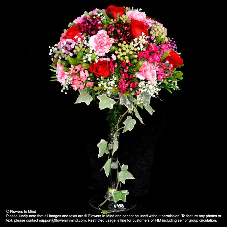 TABLE ARRANGEMENTS (TA578) - Flowers-In-Mind