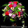 Hari Raya Table Floral Arrangement (HR08) - Flowers-In-Mind