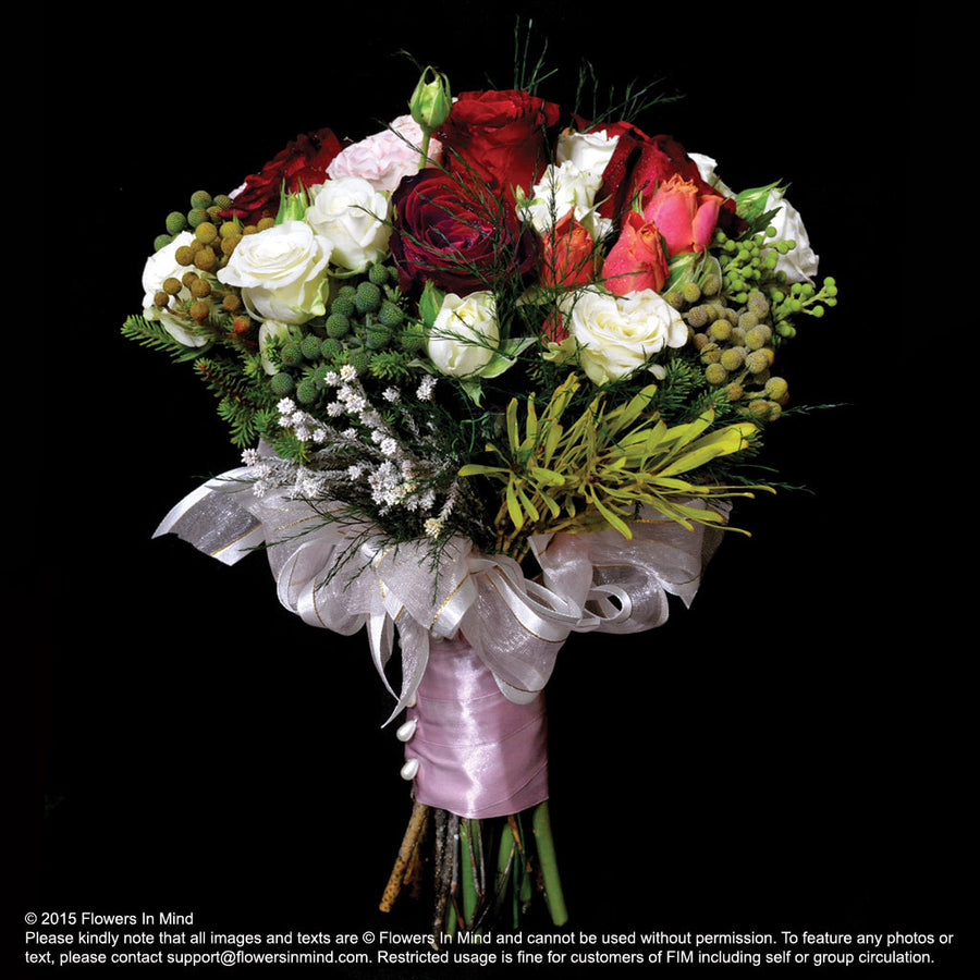 Bridal bouquet_Seasonal Range (WD102)