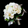 Bridal bouquet in bridal holder (WD11) - Flowers In Mind