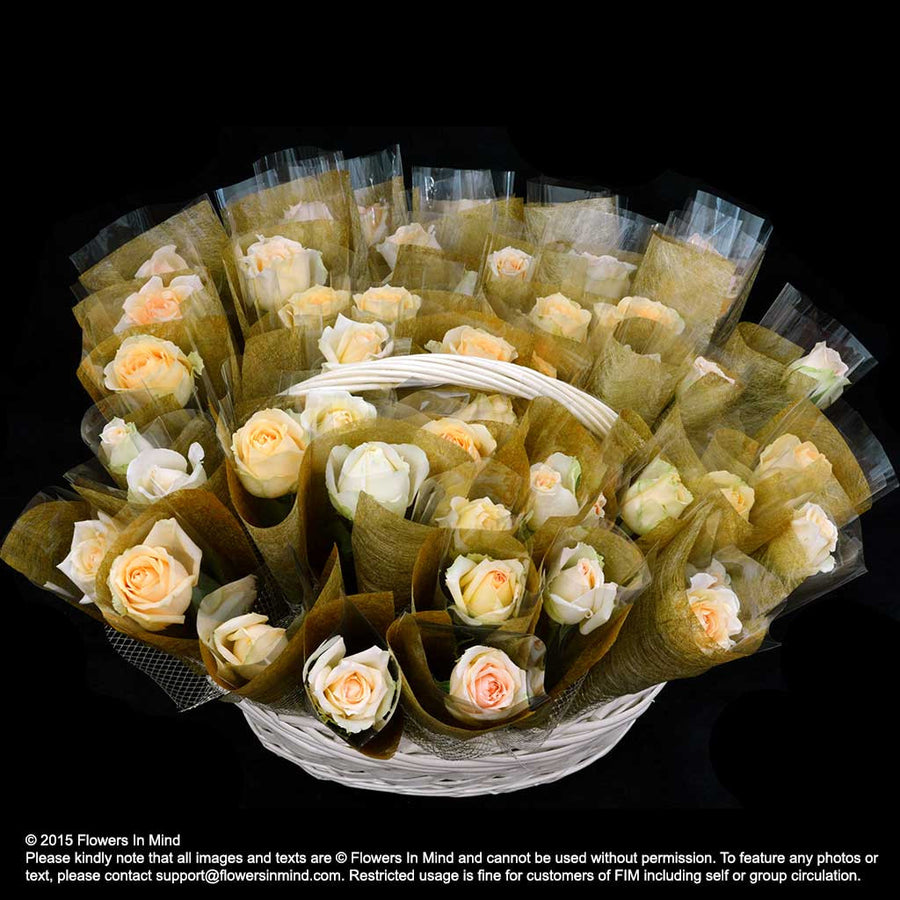 Wedding / Event Floral Door Gifts (WD131)