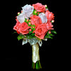 Bridal bouquet in natural stem (WD36) - Flowers-In-Mind