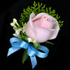Corsage with Roses (Pink) - Flowers-In-Mind