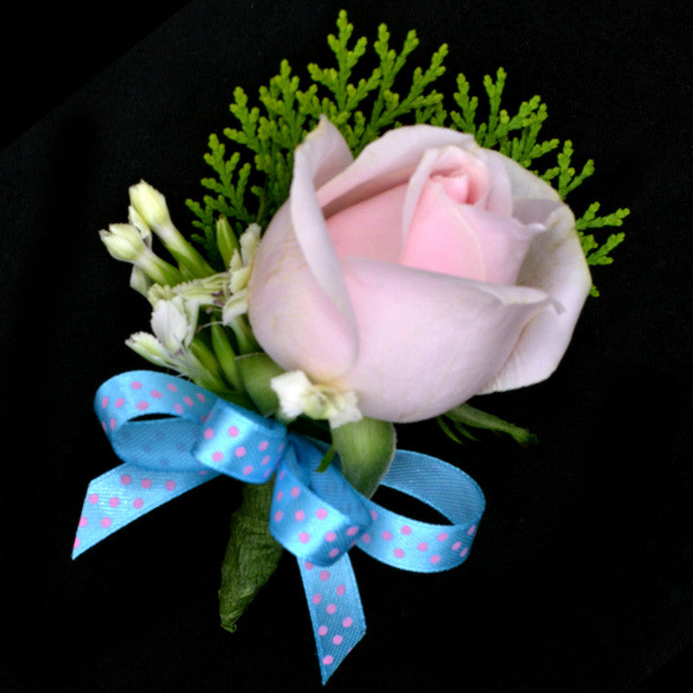 Corsage with Roses (Pink)