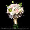 Bridal bouquet in natural stem (WD50) - Flowers-In-Mind