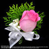 Corsage with Roses (Red) - Flowers-In-Mind
