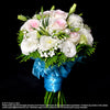 Bridal bouquet in natural stem (WD58) - FLOWERS IN MIND
