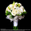 Bridal bouquet in natural stem (WD61) - Flowers-In-Mind