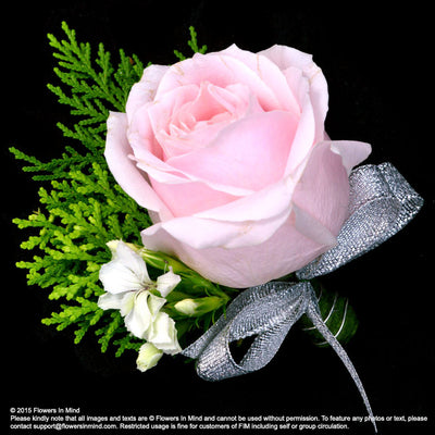 Corsage with Roses - Flowers In Mind