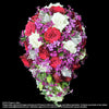 Bridal cascade bouquet (WD69) - Flowers-In-Mind