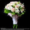 Bridal bouquet in natural stem (WD73) - FLOWERS IN MIND