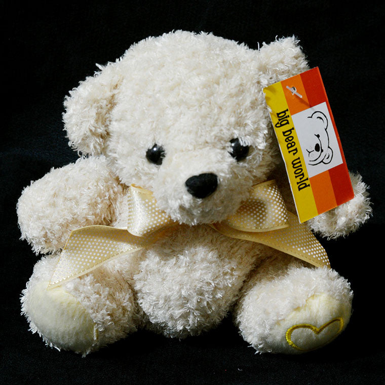 "6"" Bear (Big Bear World) - Flowers-In-Mind"