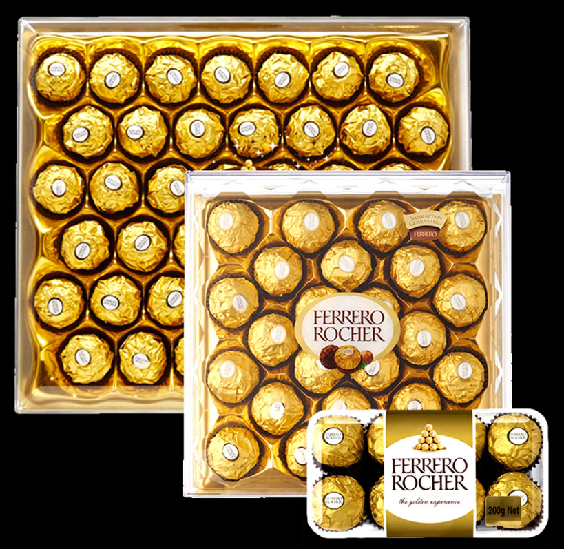 Ferrero Rocher Chocolate - Flowers-In-Mind