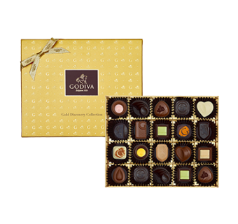GODIVA Chocolate Hamper (HP293) - Flowers-In-Mind