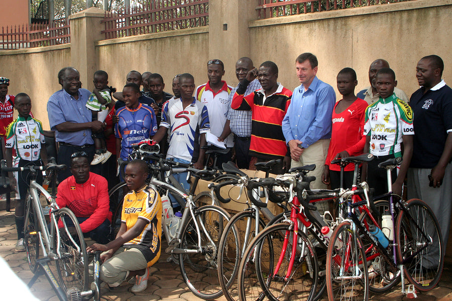 bicycle donation