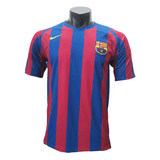 Barcelona 05/06 Home Retro Men Soccer Jersey Personalized Name and Number