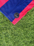 Barcelona 98/99  Home Retro Jersey  Personalized Name and Number - zorrojersey