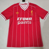 LFC 1982  Home Men Soccer Retro Jersey Personalized Name and Number