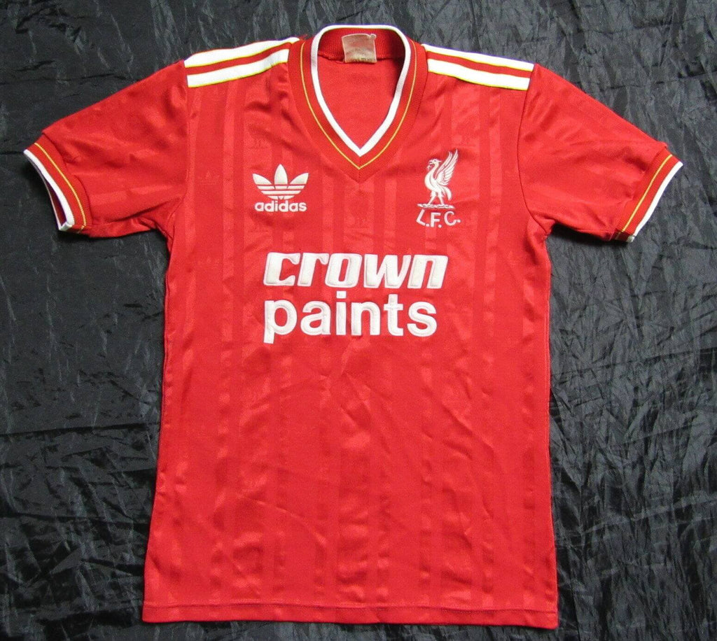 LFC 1985  Home Men Soccer Retro Jersey Personalized Name and Number
