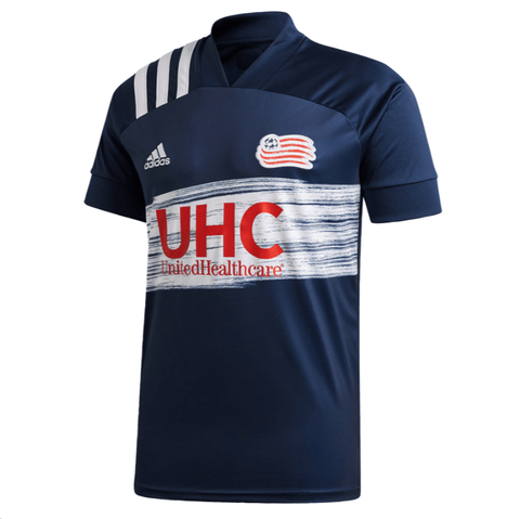 New England Revolution 2020 Home Men Soccer Jersey Personalized Name and Number - zorrojersey