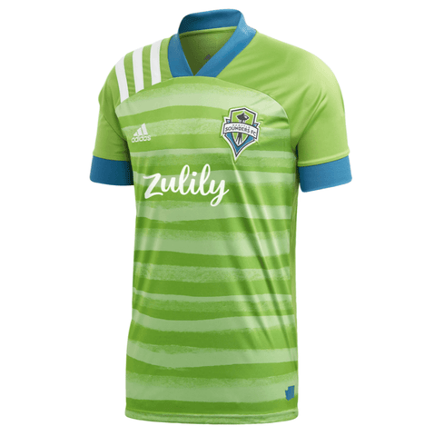 Seattle Sounders 2020 Home Men Soccer Jersey Personalized Name and Number - zorrojersey
