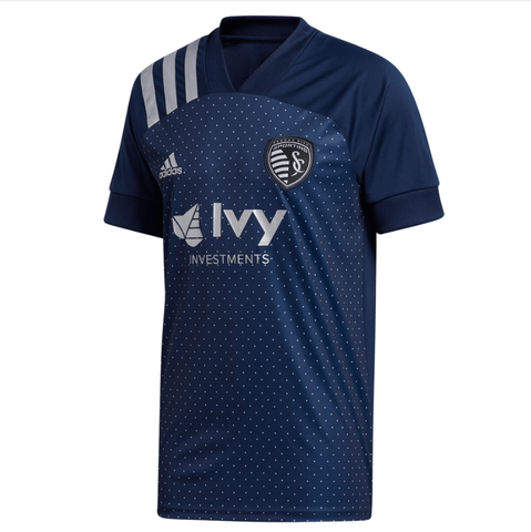 Sporting Kansas City 2020 Away Men Soccer Jersey Personalized Name and Number - zorrojersey