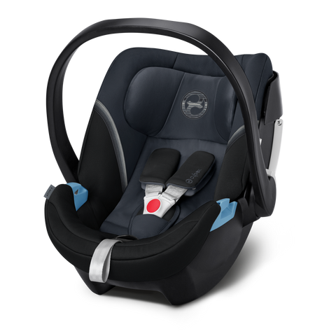 Cybex Aton 5 Infant Car Seat - Granite Black