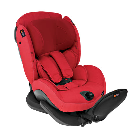 BeSafe iZi Plus Car Seat - Sunset Red Melange
