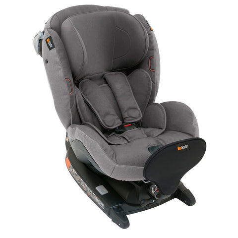 BeSafe Izi Combi ISOFix X4 Car Seat - Metallic Melange - Delivery Early December