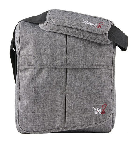 Bababing DayTripper Lite Changing Bag - Grey Marl