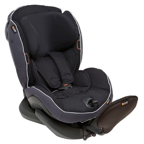 BeSafe iZi Plus Car Seat - Midnight Black