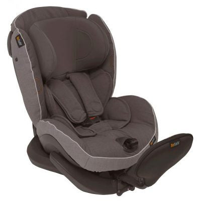 BeSafe iZi Plus Car Seat - Metallic Melange - End of June Delivery