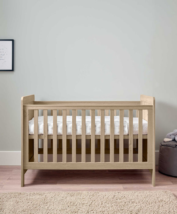 Mamas & Papas Atlas 3 Piece Room Set - Light Oak