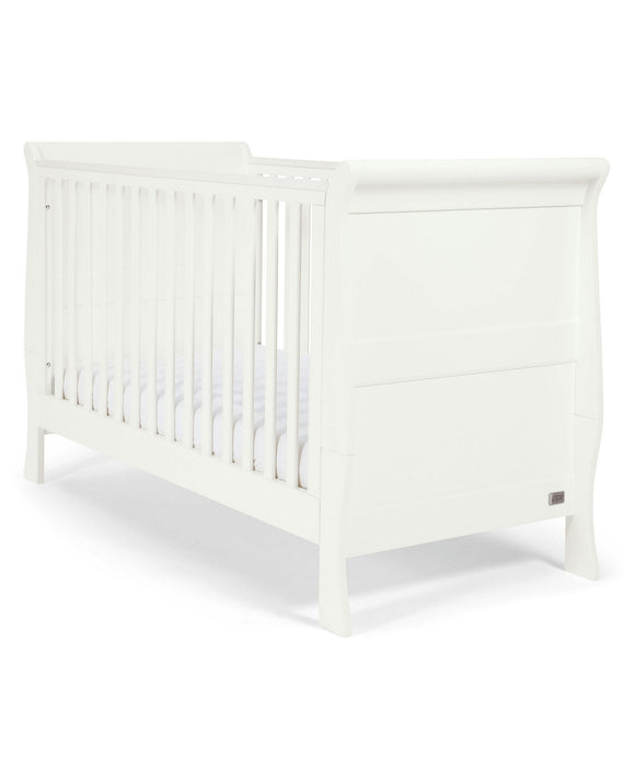 Mamas & Papas Mia 2 Piece Cot Bed Room Set - White - Late October Delivery