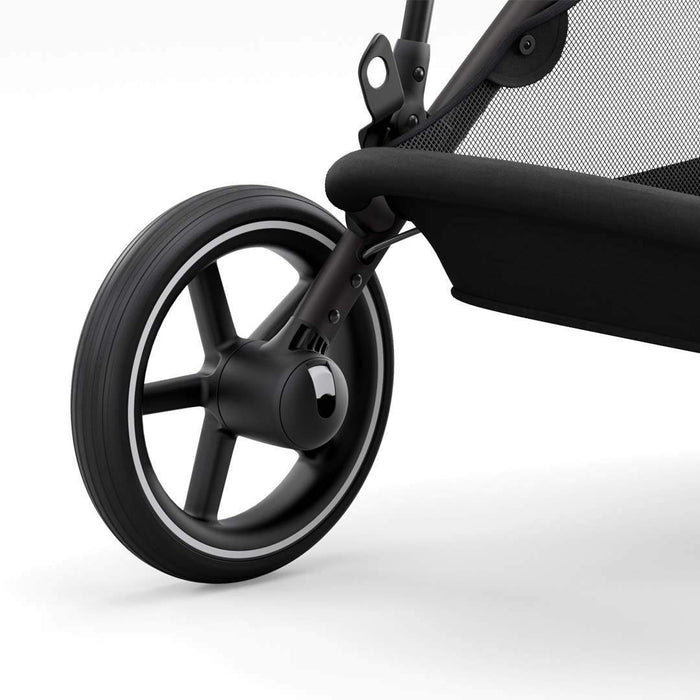 Cybex Gazelle S Bundle - Black Chassis/Soho Grey - Delivery Early Jan