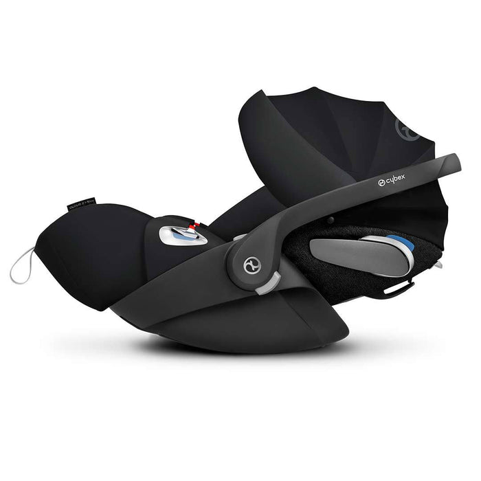 UPPAbaby Vista V2 with Cybex Cloud Z i-Size Car Seat & Swivel Base - Jake Black 2020