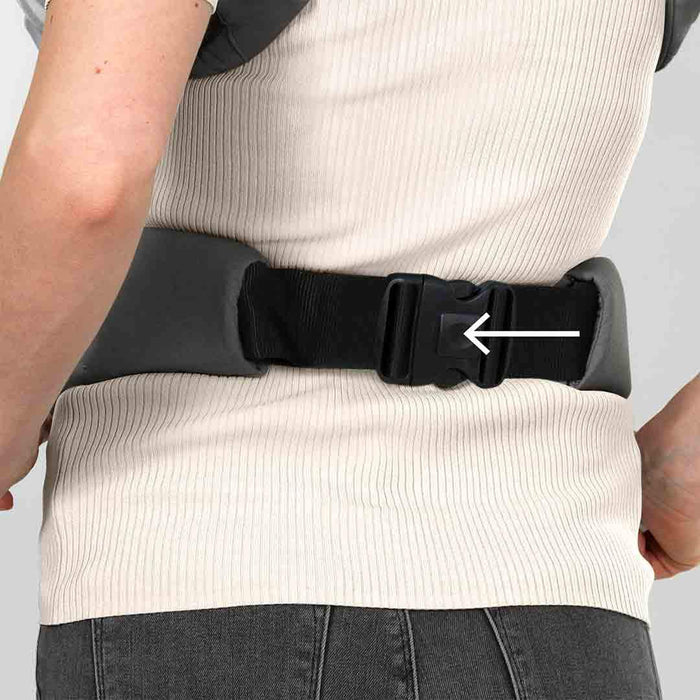 Cybex Maira Click Baby Carrier - Manhattan Grey