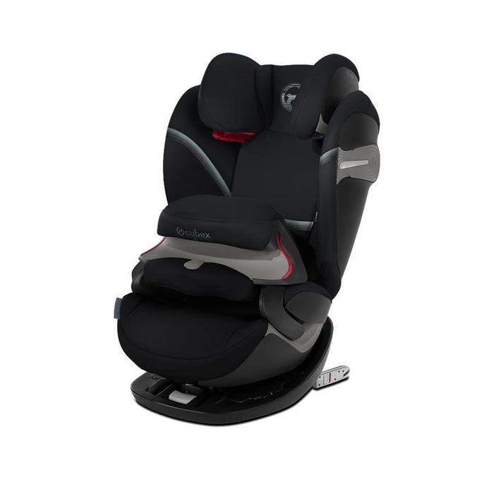Cybex Pallas S-Fix - Deep Black