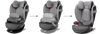 Cybex Pallas S-Fix - Manhatten Grey