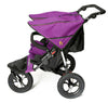 Out n About Nipper Double V4 Pushchair Purple Punch