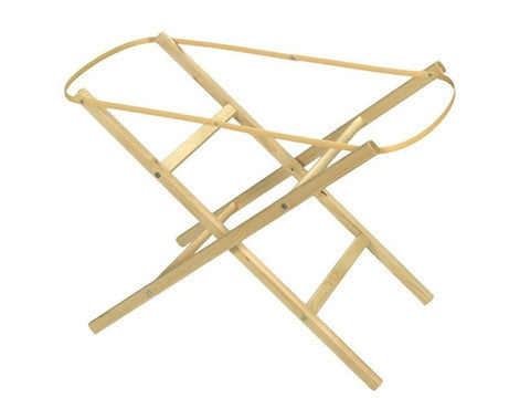 Mose Basket Folding Stand - Pine