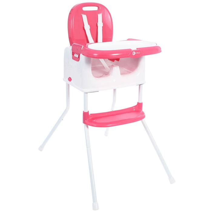 My Child Highchair - Pink