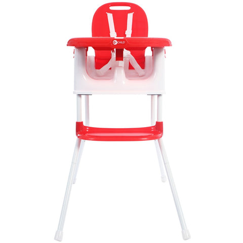 My Child Highchair - Red