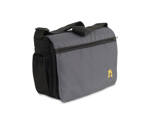 Out n About Changing Bag - Steel Grey