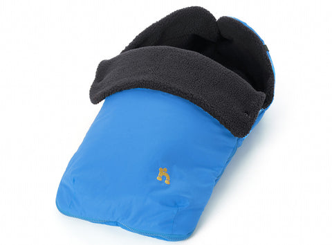 Out n About Nipper Footmuff Lagoon Blue