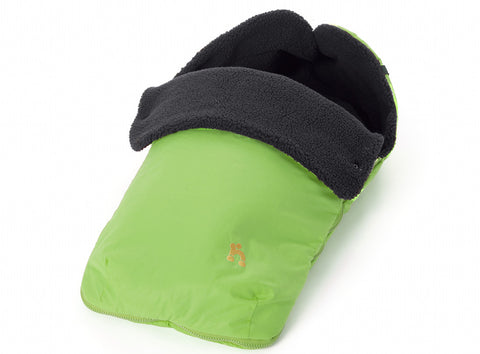 Out n About Nipper Footmuff Mojito Green
