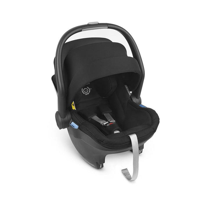 UPPAbaby Cruz & Carrycot 2020 with Mesa i-Size Car Seat & Base - Sierra (Dune Knit/Black Leather)