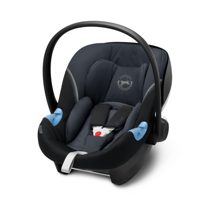 Cybex Aton M i-Size Car Seat - Granite Black